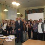 Краєзнавець з Рівного презентував восьму книгу про переселення чехів