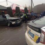 Поліція з'ясувала обставини смертельної ДТП поблизу Рівного (відео)