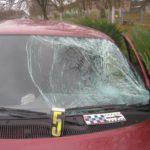 На Рівненщині автомобіль збив пішохода