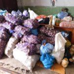 З Гощанщини понад 20 тонн продуктів повезуть на передову