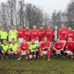 На Рівненщині відбувся благодійний футбольний матч