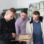 Поліцейські Луганської області обмінювалися досвідом із колегами з Рівненщини (ВІДЕО)