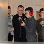 Рівненські школярі опановували навики стрільби (ВІДЕО)