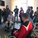 На Рівненщині запрацював перший в Україні Центр реабілітації наслідків нейротравм