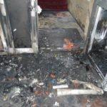 У Рівному поліцейські розслідують підпал на вулиці Київська