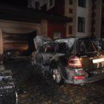 Рівнянину підпалили будинок та автомобіль