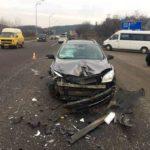 У п'ятьох ДТП на Рівненщині постраждало шестеро осіб, серед яких —дитина