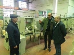 На Рівненському заводі високовольтної апаратури зупинили небезпечне технологічне обладнання