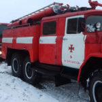 На Рівненщині вантажівка злетіла у кювет
