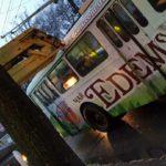 У Рівному в ДТП потрапили автокран та тролейбус