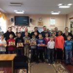 Керівництво поліції Рівненщини перебуває з робочим візитом на Луганщині