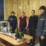 На Рівненщині рятувальники отримали нове сучасне обладнання