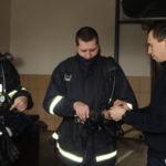 Поліцейські та рятувальники Гощанщинипідвищували фаховий рівень