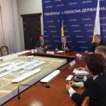 У Рівному презентували проект спорткомплексу на Макарова