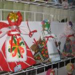 У Рівному  відбулася презентація персональної виставки Тетяни Ярощук «Таємничий світ ляльки-мотанки».