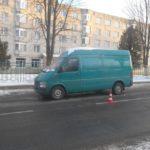 На Рівненщині дівчинка вибігла на проїзну частину та потрапила під колеса авто