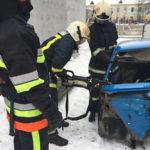 На Рівненщині рятувальники отримали сучасне аварійно-рятувальне обладнання «WEBER»