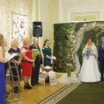 До річниці «Шлюбу за добу» у Рівному одружилась 300 пара наречених