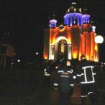 Різдвяні нічні богослужіння пройшли без порушень громадського порядку