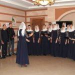 Із колядками та щедрівками до поліції Рівненщини завітав церковний хор (ВІДЕО)