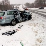 Унаслідок ДТП на Рівненщині загинув громадянин Польщі та немовля, подружжя – у реанімації
