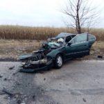 Унаслідок ДТП загинули двоє пасажирів «BMW»