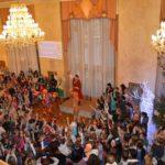На ялинку до міського голови Рівного запросили дітей учасників АТО