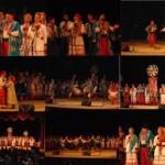 Концерт Волинського хору в Рівному пройшов з аншлагом