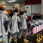 Сарненські рятувальники отримали новий сучасний бойовий одяг