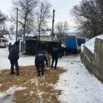 На Рівненщині перекинувся автомобіль з вантажем деревного вугілля