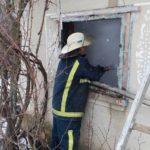 Під час ліквідації пожежі в житловому будинку рятувальники виявили тіло загиблого чоловіка