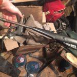 Рівненські поліцейські вилучили зброю та боєприпаси