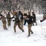 У Рівному відбулись змагання воєнізованої лижної гонки на п'ять кілометрів