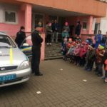 На Рівненщині поліцейські охорони завітали до школи-інтернату