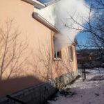 На Рівненщині вогнеборці під час ліквідації пожежі врятували трьох людей