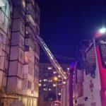 У Рівному на Київській була пожежа