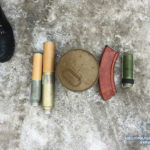 Понад 130 патронів, холодну зброю та наркотики вилучили поліцейські Рівненщини