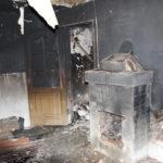 На місці пожежі у квартирі житлового будинку виявлено тіло 22-річного хлопця