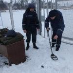 Піротехніки Рівненщини отримували допуск до проведення робіт з виявлення, знешкодження та знищення вибухонебезпечних предметів