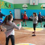 Рівненська чемпіонка зустрілася з дітьми в Ярославицькій ОТГ