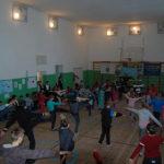 «Розминка від чемпіона» відбувлася у школі на Дубенщині