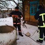 На Рівненщині рятувальники дістали з колодязя тіло чоловіка
