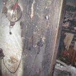 Намісці пожежі виявили тіло чоловіка
