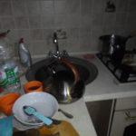 У Рівному через підгорання їжі на плиті ледь не згоріла квартира (ФОТО)