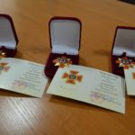 Рятувальників Рівненщини нагороджено «За відвагу у надзвичайній ситуації»