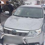 На Рівненщині поліцейські вилучили у волинянина близько трьох кілограмів бурштин