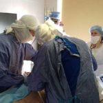 У Гощі успішно провели перші лапароскопічні операції