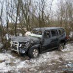 На Рівненщині у ДТП загинув водій автомобіля