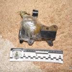 Поліцейські встановлюють зловмисника, який кинув гранату у квартиру рівнян