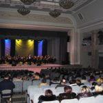 В Рівному для жінок-військовослужбовців виступив Національний президентський оркестр